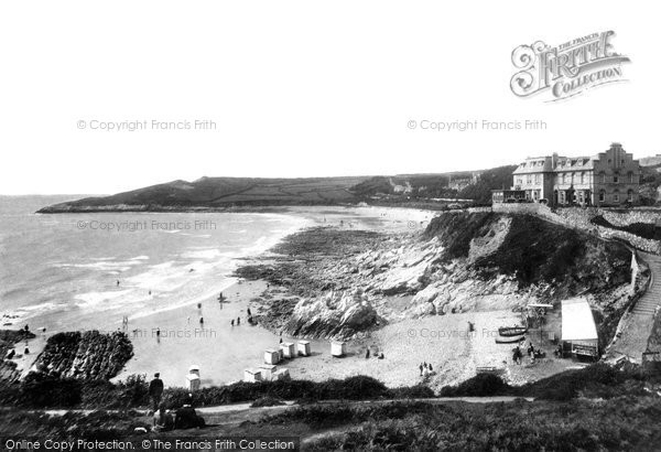 Photo of Langland, The Bay 1901