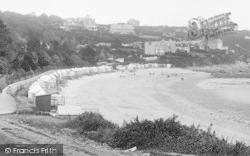 Langland, The Beach 1925