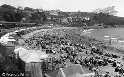 Langland, The Beach c.1955
