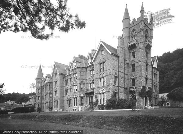 Photo of Langland, The Convalescent Home 1925