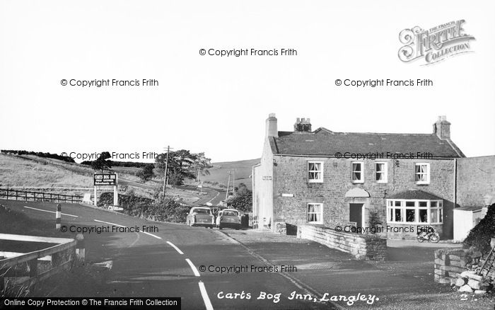 Photo of Langley, Carts Bog Inn c.1960