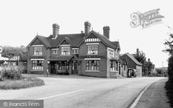 Langley, Crown And Horse Shoes c.1950