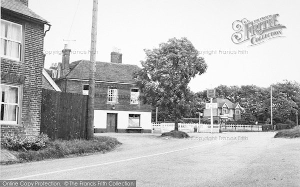 Photo of Langley, Five Wents c.1952