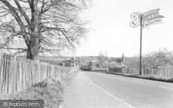 General View c.1955, Langley