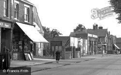 High Street c.1955, Langley