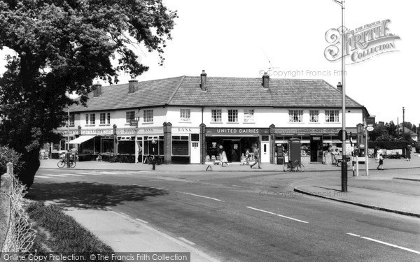Photo of Langley, High Street c1965