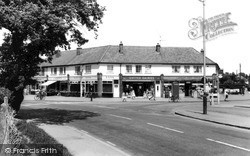 High Street c.1965, Langley