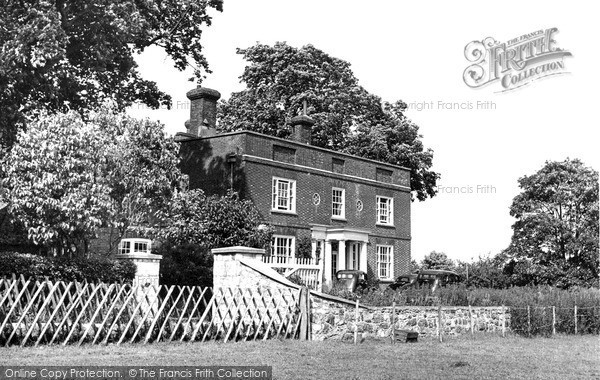 Photo of Langley, Langley Park House c.1950