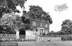 Langley Park House c.1950, Langley