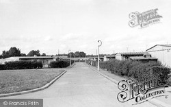 Minster Way c.1955, Langley