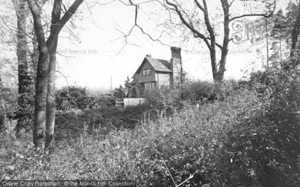 Photo of Langley, North Lodge c.1960
