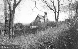 Langley, North Lodge c.1960