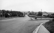Langley Park, Durham Road c1960