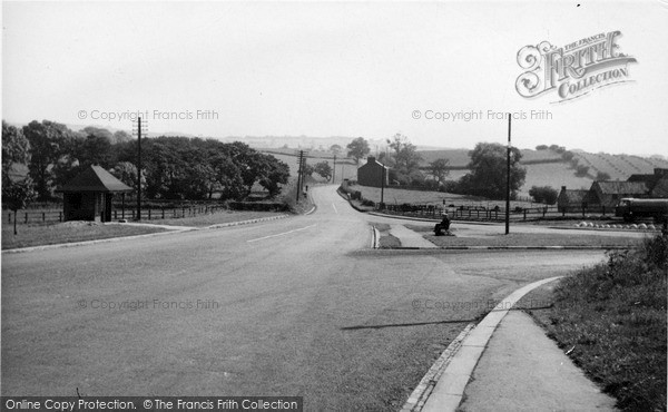 Photo of Langley Park, Durham Road c1960