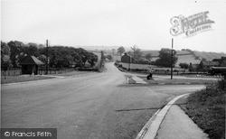 Durham Road c.1960, Langley Park