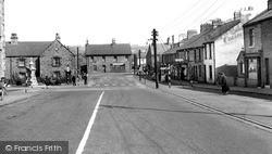 Front Street c.1955, Langley Park