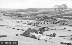 General View c.1955, Langley Park