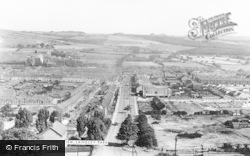 General View c.1960, Langley Park