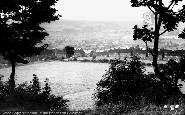 Photo of Langley Park, General View c1965, ref. l163037
