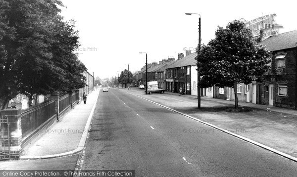Photo of Langley Park, North View c1965, ref. l163028