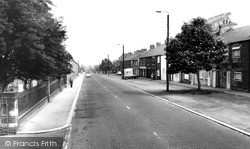 North View c.1965, Langley Park