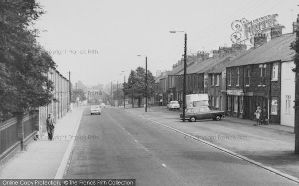 Photo of Langley Park, North View c.1965