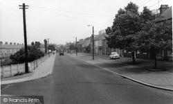 Quebec Street c.1965, Langley Park