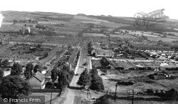 The Town c.1955, Langley Park