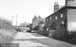 Langley, Porters Corner c.1952