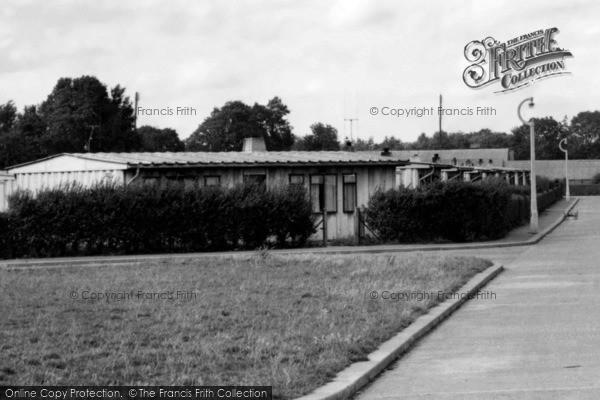 Photo of Langley, Prefab In Minster Way c.1955