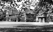 Langley, Rumwood Court c1955