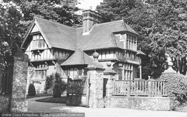 Photo of Langley, Rumwood Lodge c.1952