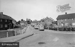 Langley, Skinners Way c.1960