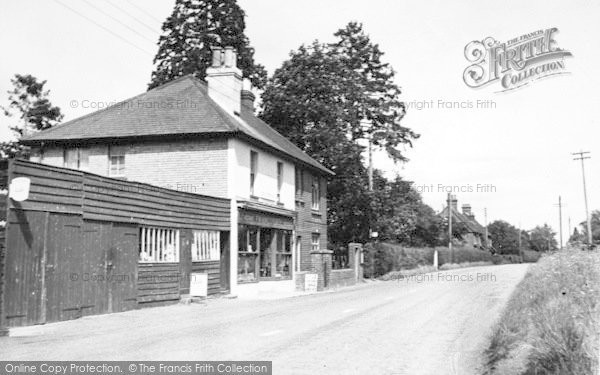 Photo of Langley, Sutton Road c.1950