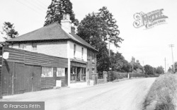 Langley, Sutton Road c.1950