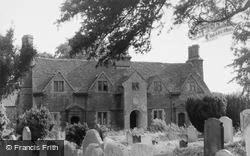 The Almshouses c.1955, Langley