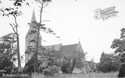 Langley, The Church c.1952