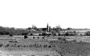 Langley, the Church c1955