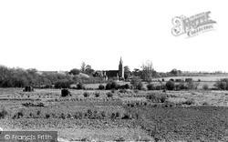 The Church c.1955, Langley