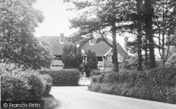 Langley, The Convalescent Home c.1955