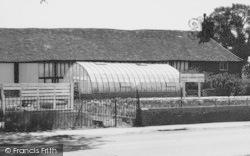 Langley, The Langley Garden Centre c.1965
