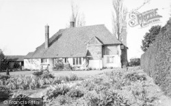 Langley, The Old House c.1960