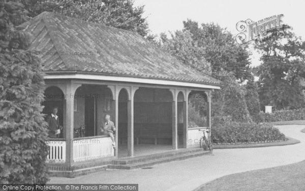 Photo of Langley, The Park Pavilion c.1955