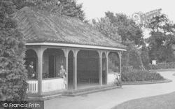 Langley, The Park Pavilion c.1955