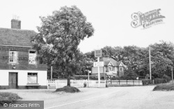 Langley, The Plough, Five Wents c.1952