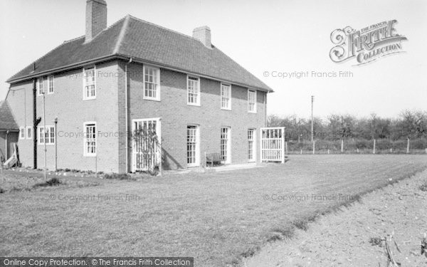 Photo of Langley, The Rectory c.1960