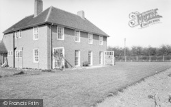 Langley, The Rectory c.1960