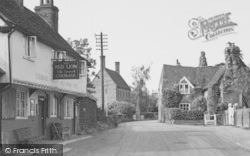Langley, The Red Lion c.1960
