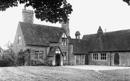 Langley, the School c1955