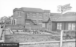 British Legion Club c.1955, Langold